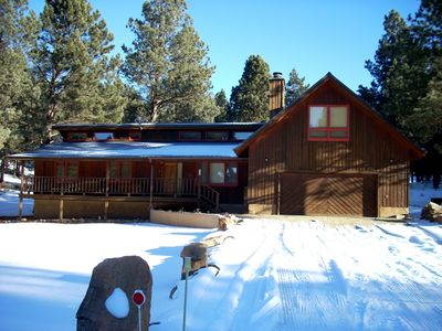 Photo for Family Friendly House, Close To All Of The Amenities Angel Fire Resort Offers.