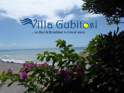 Photo for Villa Gubitosi - a B & B by the sea