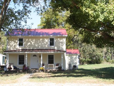 Photo for Rocky Bar Retreat - 3 Bedrooms, 2 Full Baths, Located On Shenandoah River