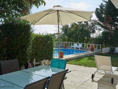Photo for Apartment with shared pool - 5 minutes walking distance from the Centre
