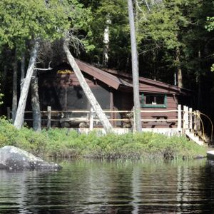 Photo for Adirondack Cabin in Saranac Lake - quiet, peaceful, timeless