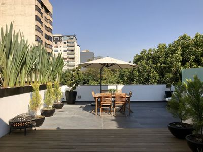 Photo for Big Penthouse and perfect terrace in Polanco!