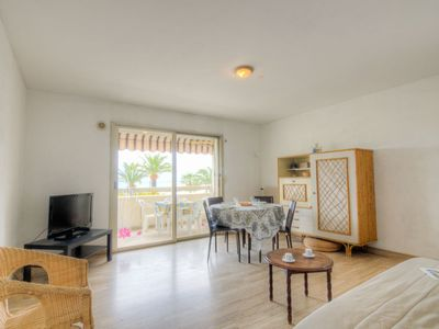Photo for Apartment Les Voiliers in Cagnes-sur-Mer - 4 persons, 1 bedrooms