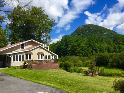 Photo for Across the street from snowmobile trails and near beautiful hiking trails !