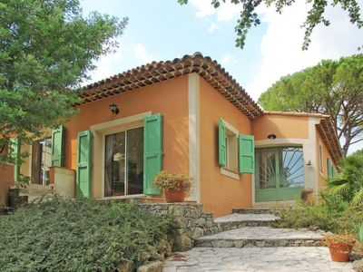 Photo for 4 bedroom Villa, sleeps 8 in Carcès with Pool and WiFi
