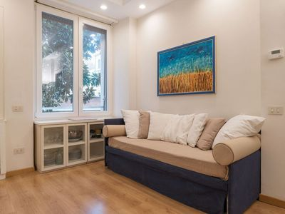Photo for PARIOLI DISTRICT - Lovely Apartment x3