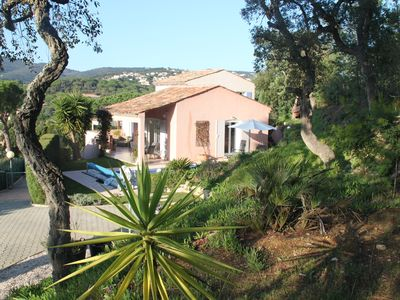 Photo for 80m2 villa full foot without opposite with private pool