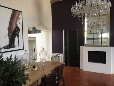 """Photo for """"SUITE 118"""" Atypical apartment with terrace and SPA"""