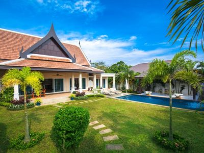 Photo for Noksawan - Pleasant 3BR Pool Villa Rawai