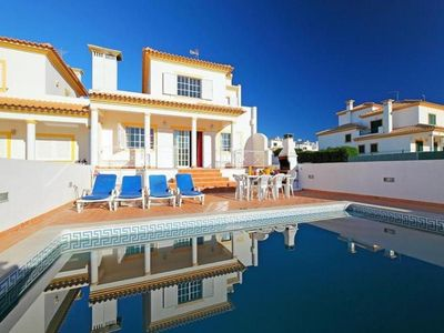 Photo for 4 bedroom Villa, sleeps 10 in Vale de Pedras with Pool and WiFi