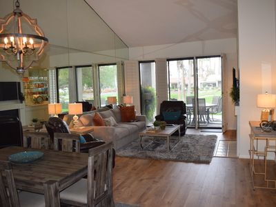 Photo for The perfect Palm Desert getaway! Beautiful 2 Bedroom Condo in Palm Valley CC