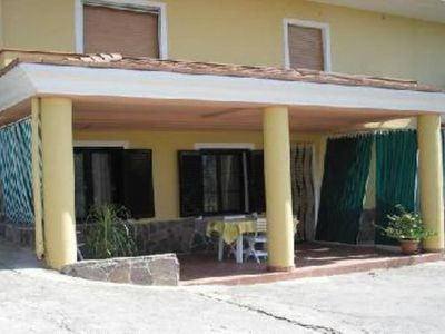 Photo for Three rooms with garden, three kilometers from the beach