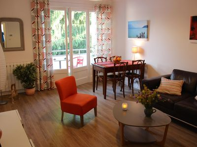 Photo for Annecy: 4 ****NN,   3-rooms, 58-sq.m renovated mai 2015   200 m from the lake