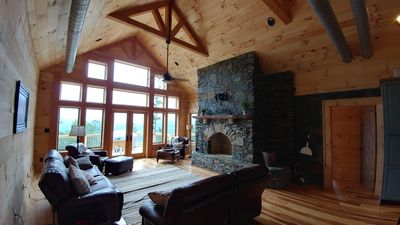 Photo for 60 Acre Mtn Top retreat 5 Miles from Downtown Banner Elk