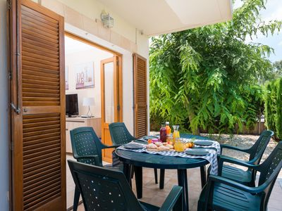 Photo for Villa Paraíso - wifi, air conditioning and swimming pool, ideal for cyclists.