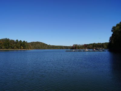 Photo for Lake Hartwell Condo only 2.8 miles to Clemson Stadium!
