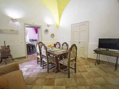 Photo for Apartment La Gurna dell'Etna in Nunziata - 4 persons, 2 bedrooms