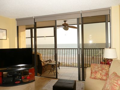 Photo for Oceanfront Corner Unit, Enjoy Great Views Of The Gulf Of Mexico