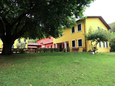Photo for Comfortable holiday house surrounded by the Berici hills,just 20 Km from Vicenza