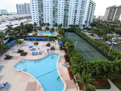 Photo for PRECIOUS 1 BED 1 BATH AT OCEAN RESERVE!!