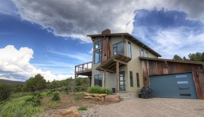 Photo for 2/2.5 Home w/ Amazing Views on 35 acres-Pet friendly