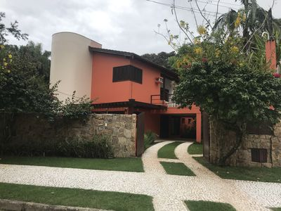 Photo for Top house in Riv. De S. Lourenço for 12 people, suites w / air cond, pool, billiards