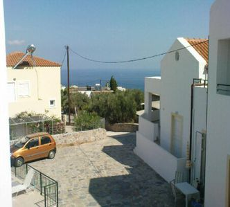 Photo for Lisara Villa 2, With Shared Pool & WiFi. Views of Souda Bay & the White Mountain