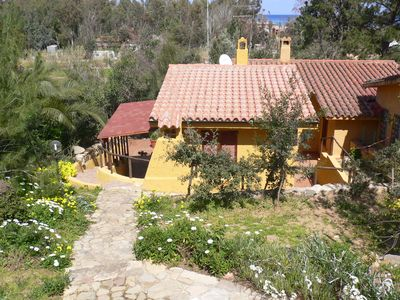 Photo for Rent Terraced Calasinzias 150 m from the sea