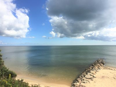 Photo for Ocean Front with  Private Beach - 4 BR, 2 Bath large home - DE0491