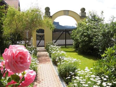 Photo for Holiday apartment Bad Schandau for 2 - 3 persons with 1 bedroom - Holiday apartment