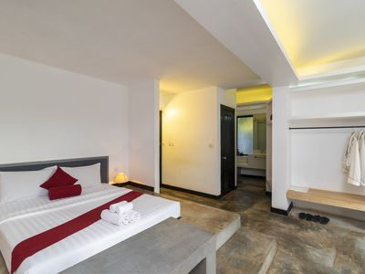 Photo for Family Suite with private pool - Free breakfast