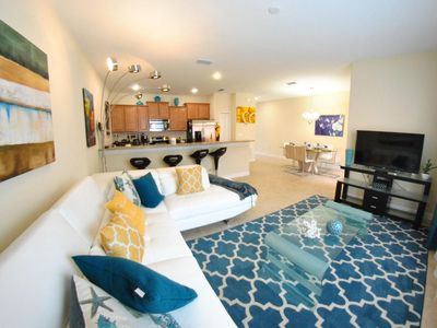 Photo for Paradise Palms Townhouse with private pool