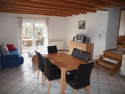 Photo for Apartment 78qm, 2 bedrooms, max. 4 people - holiday Schätzle