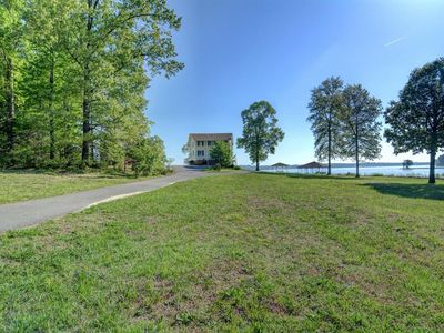 Photo for Peaceable Kingdom-Large flat lot with amazing views and an easy walk into the water!