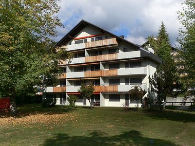 Photo for Apartment 270 m from the center of Laax with Lift, Parking, Internet, Washing machine (250983)