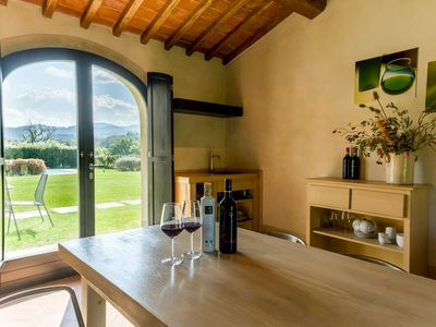 Photo for Country House / Farm House in Cavriglia with 2 bedrooms sleeps 4