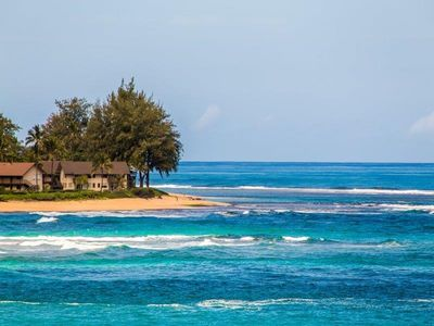 Photo for Hanalei Colony Resort - Open Again! Private Paradise, Oceanfront, Unspoiled Beaches