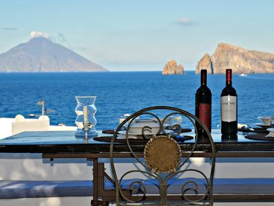 Photo for PANAREA-SPRING / SUMMER GINESTRE AND SOLITARY BEACHES