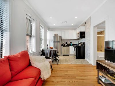 Photo for Fantastic 2BR/1BA Apt in North End by Domio
