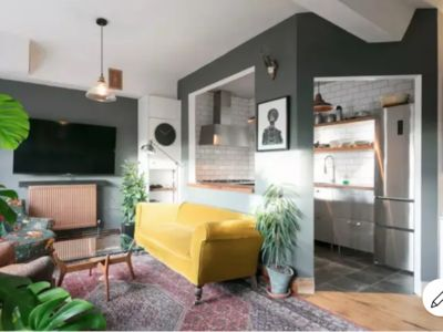 Photo for Stunning 2 bedroom in old factory