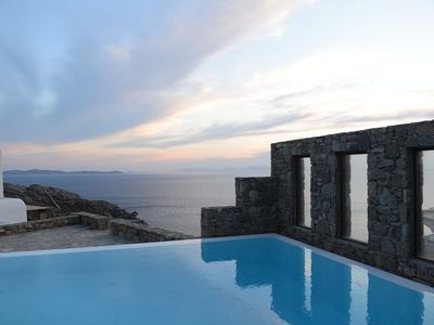 Photo for Maisonette Houlakia Lykia in Mykonos, with 3 bedrooms, it can accommodate up to 6 people