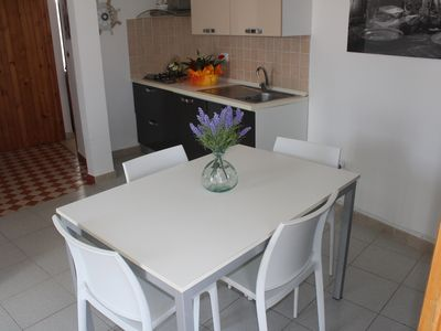 Photo for HOUSE LUANA AT 50 M FROM THE SEA BEACH SANDY AND EQUIPPED AND FREE