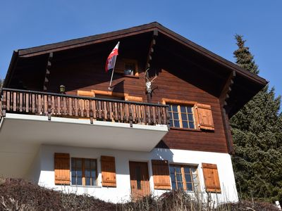 Photo for Detached family chalet with fantastic views and fully equipped