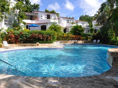 Villa Oceans Edge  -  Ocean View - Located in  Magnificent Saint James with Private Pool