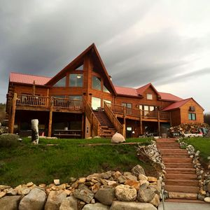 Photo for Log Home on Green Mountain Reservoir