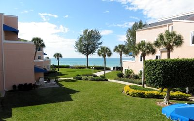 View from Patio to the Gulf of Mexico