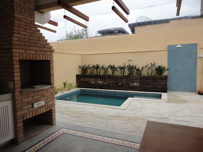 Photo for Beach house with pool in condominium