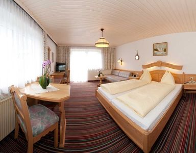 Photo for south-facing Ritterkopf Room - Hotel Alpina ****