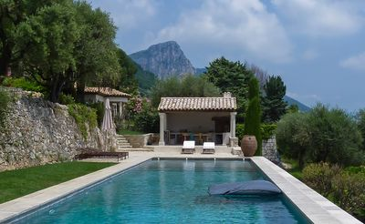 Photo for Magnificent 5 bedroom Villa in Vence (Q4601)