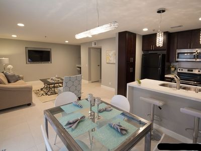 Photo for LOCATION!!RENOVATED! POOL, TENNIS, GYM, WIFI, PRVT PATIO
